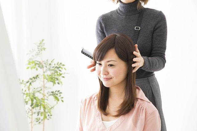 清潔感を感じる髪形が大切