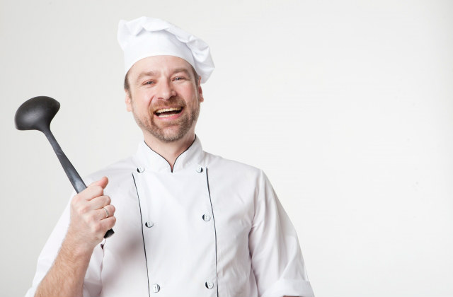 外国人の料理人