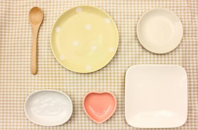 かわいい食器類